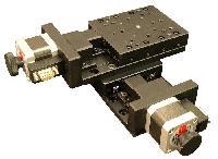 Motorized Two-axis XY-axis Actuators